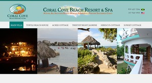 Turtle Beach House - Coral Cove