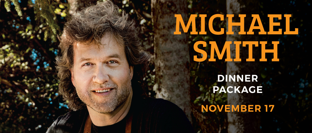 Embassy Suites by Hilton Niagara Falls - Fallsview Hotel, Canada - Evening with Michael Smith – Dinner Package