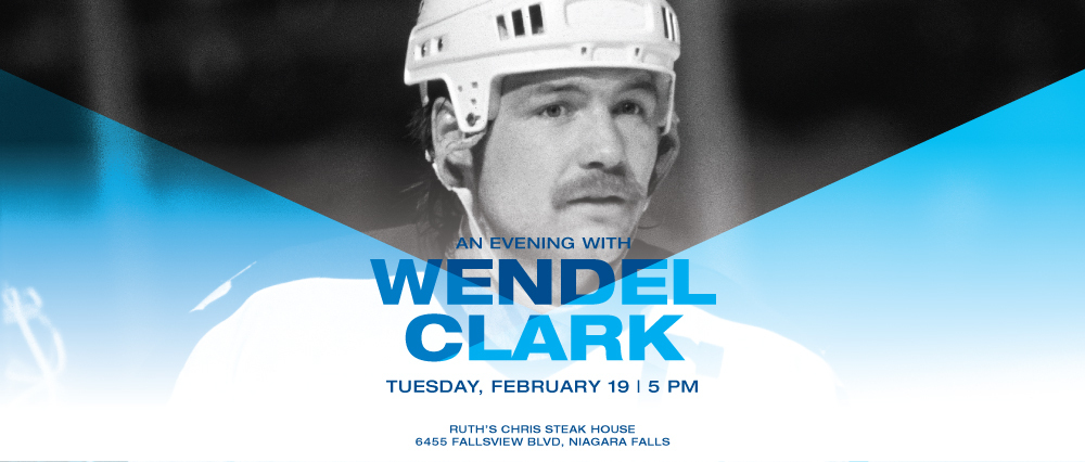 Embassy Suites by Hilton Niagara Falls - Fallsview Hotel, Canada - Evening with Wendel Clark
