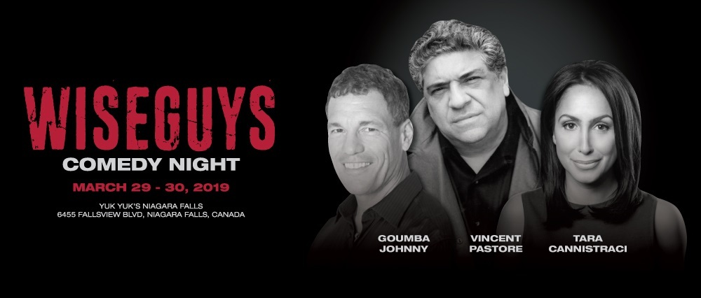 Embassy Suites by Hilton Niagara Falls - Fallsview Hotel, Canada - Wise Guys Comedy Night