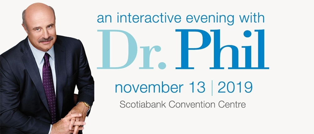 Embassy Suites by Hilton Niagara Falls - Fallsview Hotel, Canada - Interactive Evening with Dr.  Phil