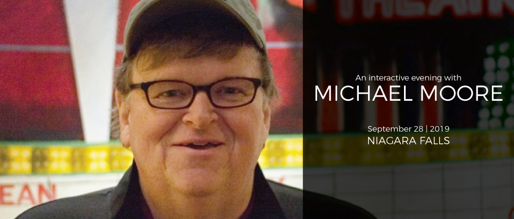 Embassy Suites by Hilton Niagara Falls - Fallsview Hotel, Canada - Interactive Evening with Michael Moore