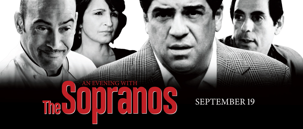 Embassy Suites by Hilton Niagara Falls - Fallsview Hotel, Canada - An Evening with The Sopranos