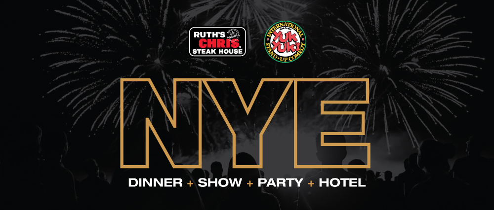 Embassy Suites by Hilton Niagara Falls - Fallsview Hotel, Canada - New Years Eve - Dinner & Show Package