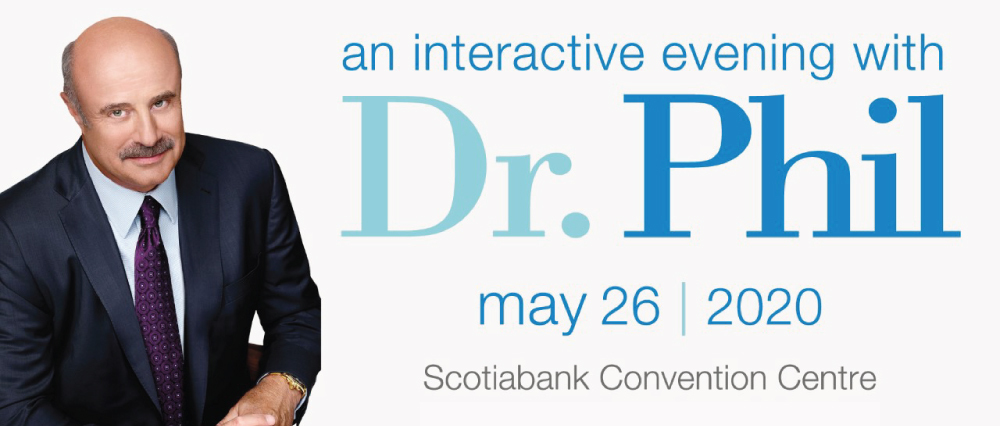 Embassy Suites by Hilton Niagara Falls - Fallsview Hotel, Canada - Interactive Evening with Dr.  Phil - Gold Package