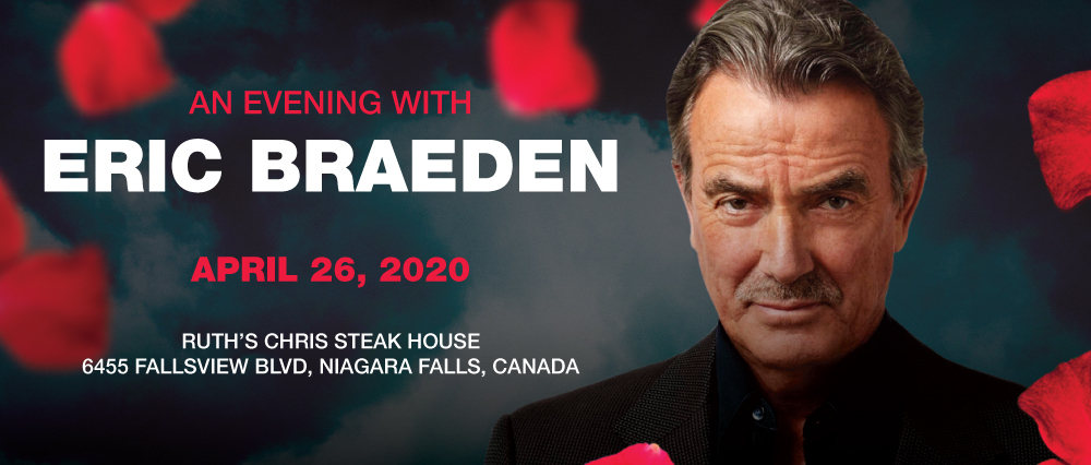 Embassy Suites by Hilton Niagara Falls - Fallsview Hotel, Canada - An Evening with Eric Braeden