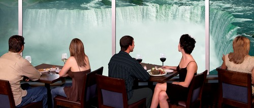 Embassy Suites by Hilton Niagara Falls - Fallsview Hotel, Canada - 1 Night Fallsview Dining Package