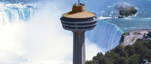 Embassy Suites by Hilton Niagara Falls - Fallsview Hotel, Canada - 2 Night Skylon Tower Revolving Dining Room Package