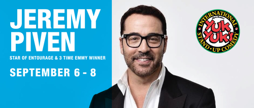 Embassy Suites by Hilton Niagara Falls - Fallsview Hotel, Canada - Jeremy Piven General Admission & Dinner Package