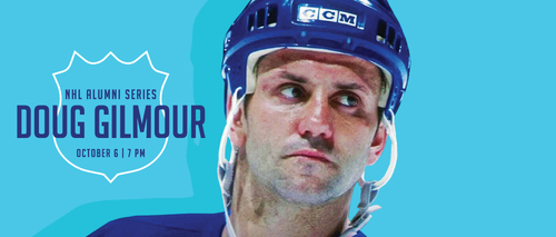 Embassy Suites by Hilton Niagara Falls - Fallsview Hotel, Canada - An Evening with Doug Gilmour General Admission Package