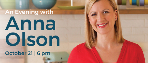 Embassy Suites by Hilton Niagara Falls - Fallsview Hotel, Canada - Evening with Anna Olson General Admission & Dinner Package