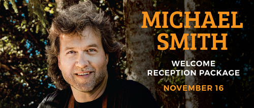 Embassy Suites by Hilton Niagara Falls - Fallsview Hotel, Canada - Evening with Michael Smith – Welcome Reception Package