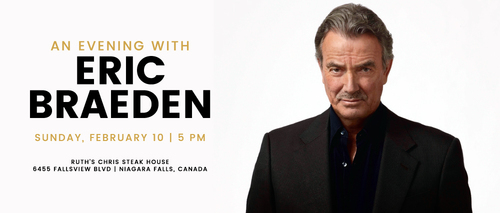 Embassy Suites by Hilton Niagara Falls - Fallsview Hotel, Canada - Evening with Eric Braeden