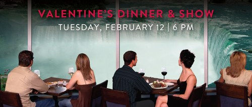 Embassy Suites by Hilton Niagara Falls - Fallsview Hotel, Canada - Valentine's Dinner & Show