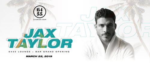 Embassy Suites by Hilton Niagara Falls - Fallsview Hotel, Canada - 6455 Lounge + Bar Presents Jax Taylor