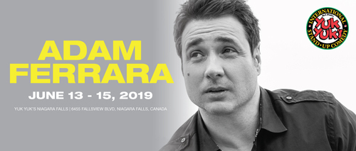 Embassy Suites by Hilton Niagara Falls - Fallsview Hotel, Canada - Comedy Nights with Adam Ferrara