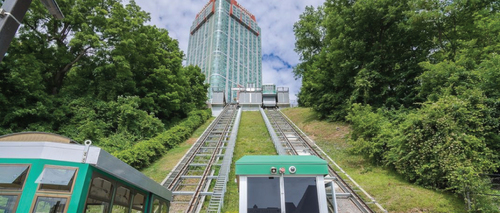 Embassy Suites by Hilton Niagara Falls - Fallsview Hotel, Canada - Niagara Falls Incline Railway Package