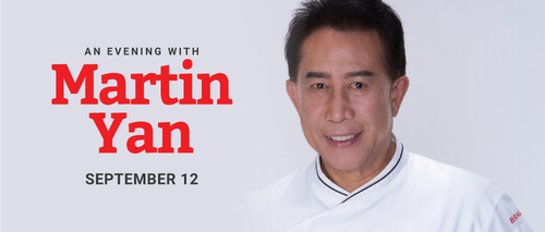 Embassy Suites by Hilton Niagara Falls - Fallsview Hotel, Canada - An Evening with Chef Martin Yang