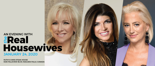 Embassy Suites by Hilton Niagara Falls - Fallsview Hotel, Canada - An Evening with The Real Housewives