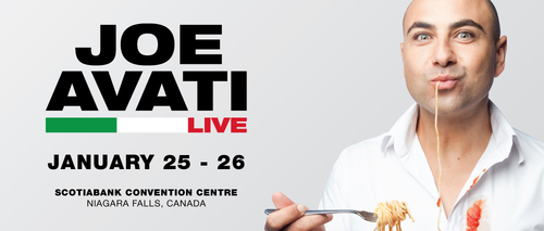 Embassy Suites by Hilton Niagara Falls - Fallsview Hotel, Canada - Joe Avati Live - Dinner & Show