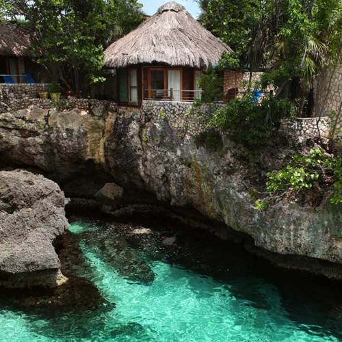 Villa - Rock House Hotel