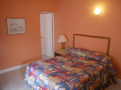 Double Bed Room - Royal Reef Hotel