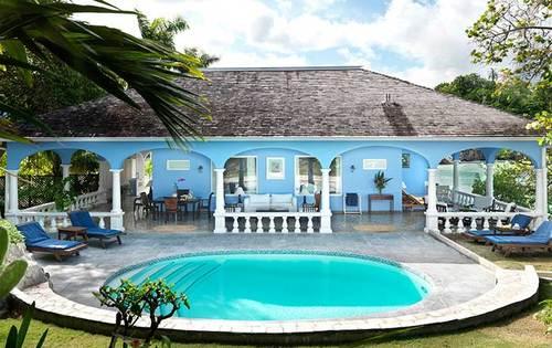 The White Suite - Jamaica Inn