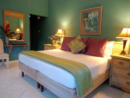 Caribbean Dreams - The Blue House Boutique Bed & Breakfast